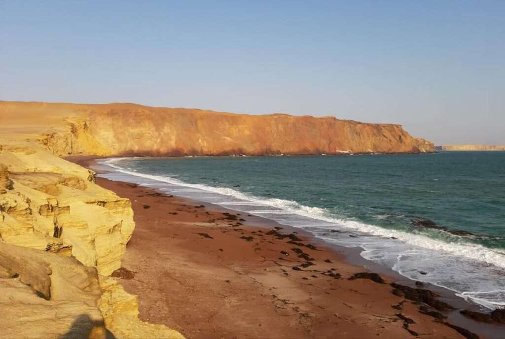 Woestijnkust