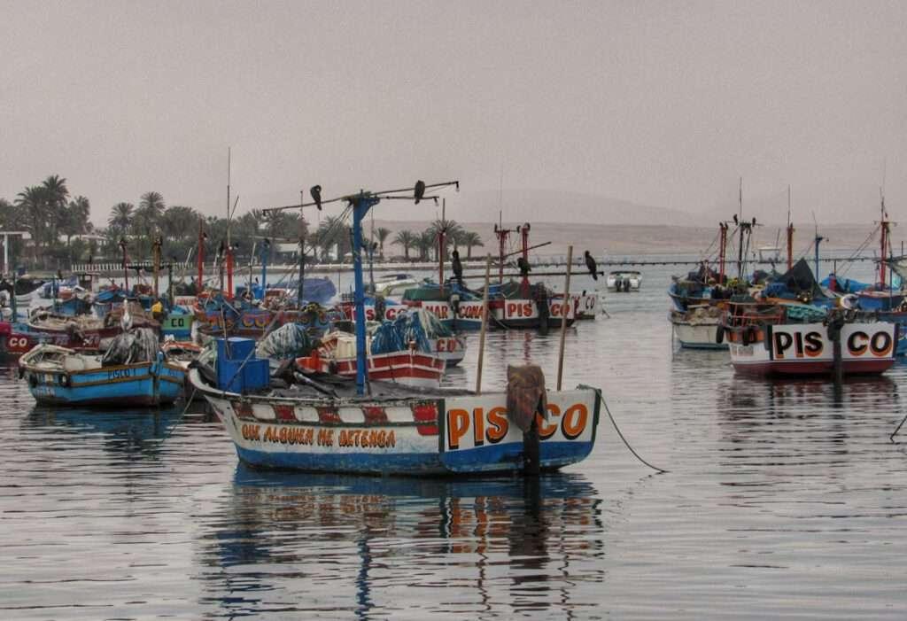 Haven van Pisco