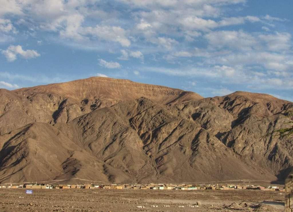 Chauchilla dorp