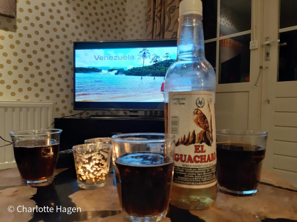 Rum cola