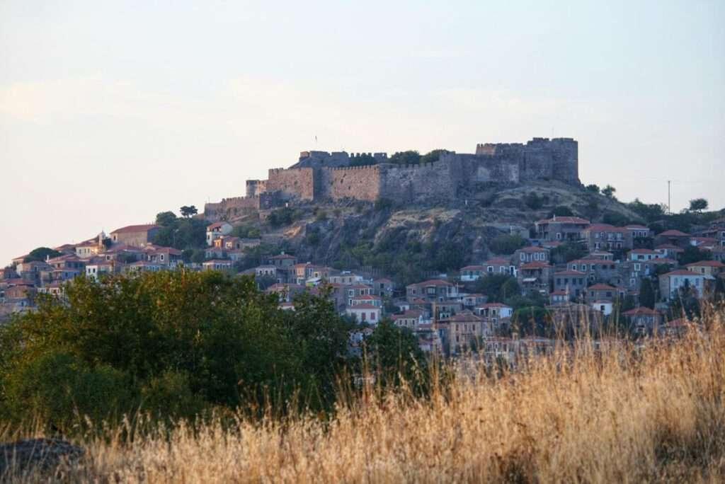 kasteel molyvos