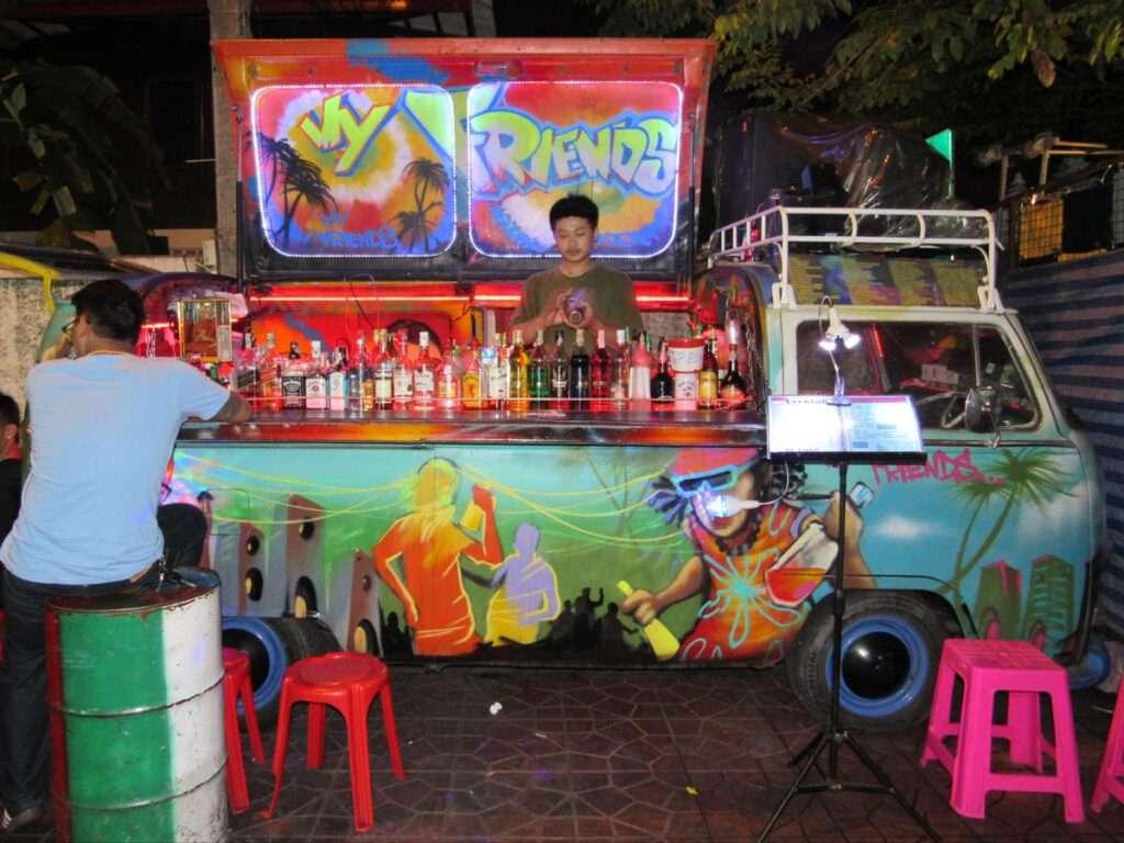 bar khao san road