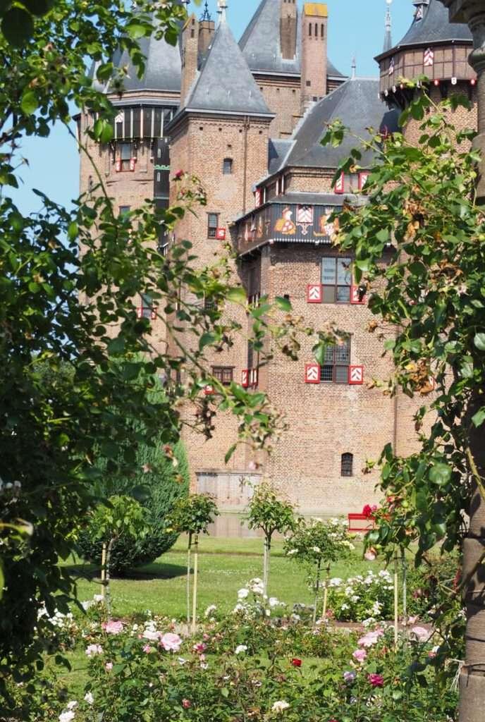 rozentuin kasteel
