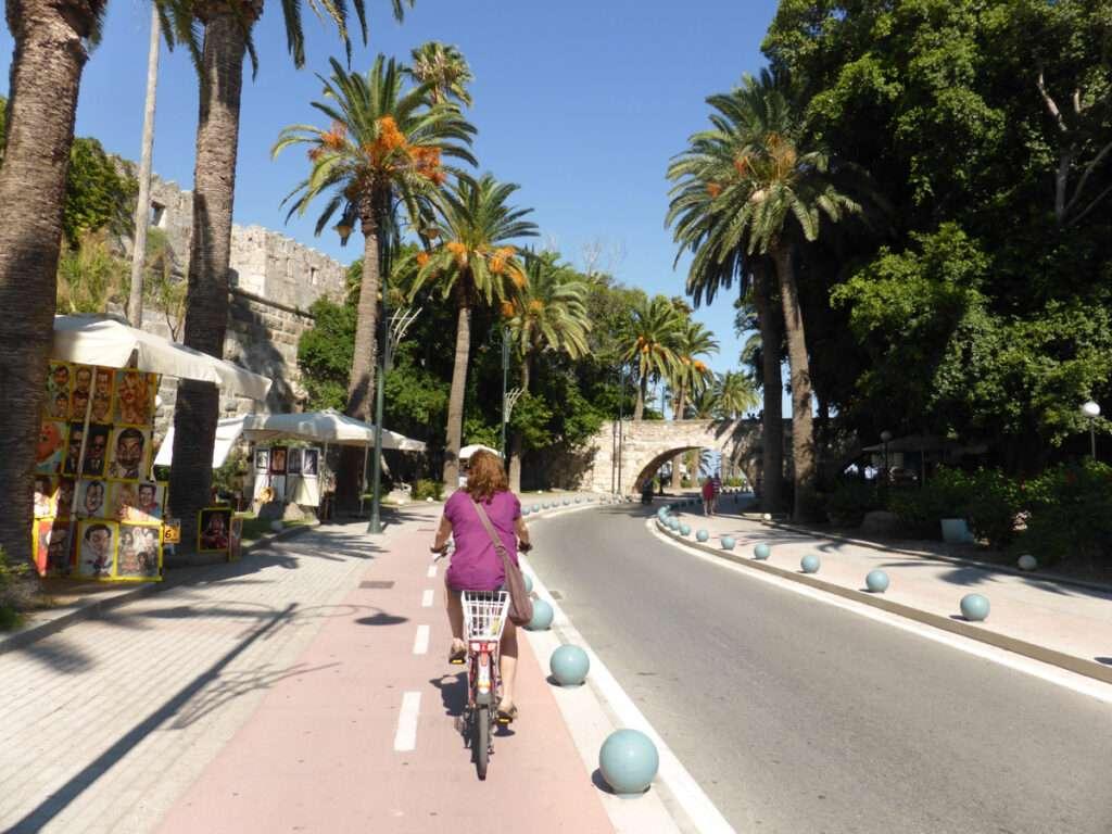 fietsen Kos