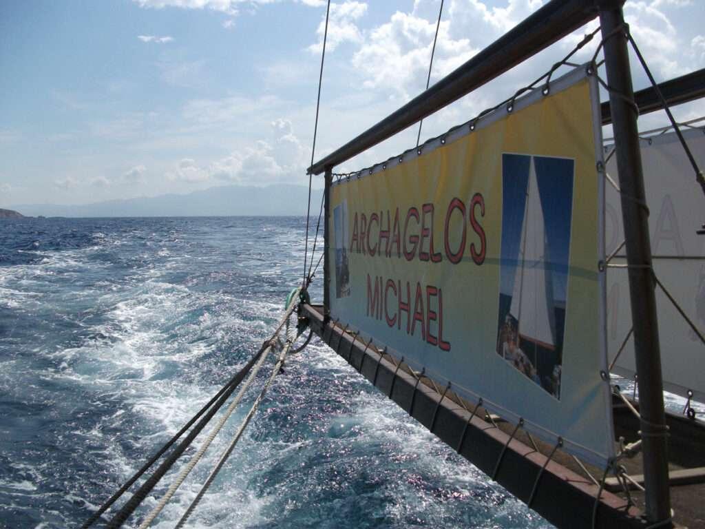 archagelos michael sailing