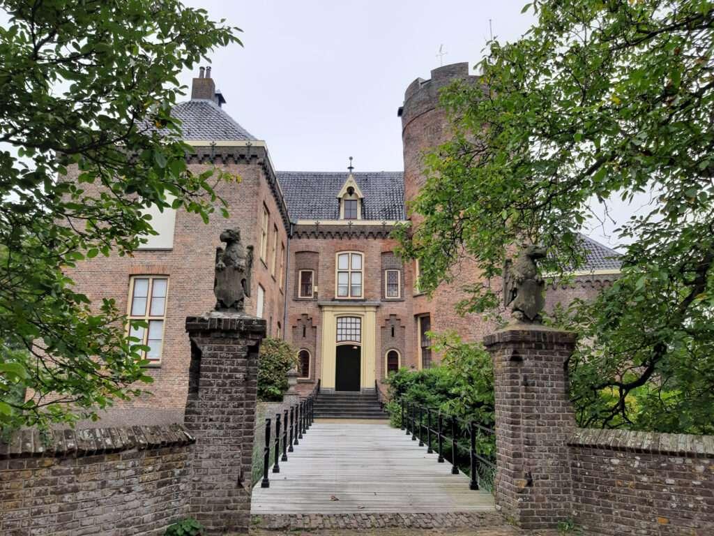 entree kasteel